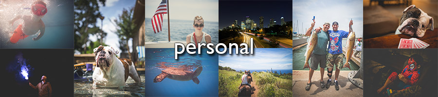 Personal Blog Banner -Words