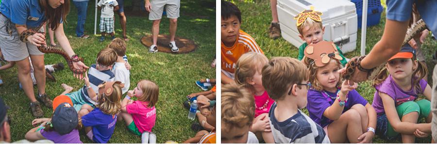 Kids and Snake 2