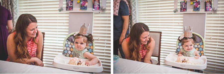 Shawna and Cake