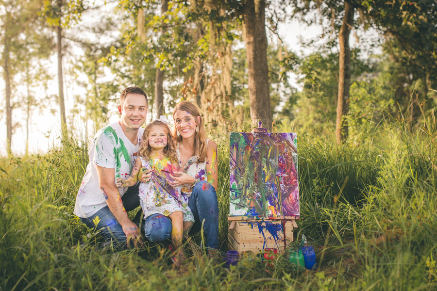 Painting with the Werners (10 of 12)